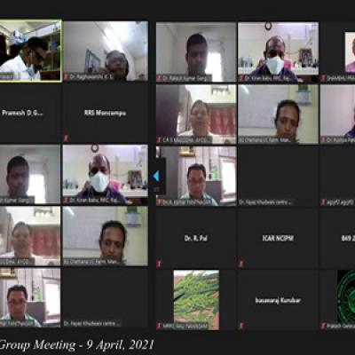 Pathology Group Meeting 2021
