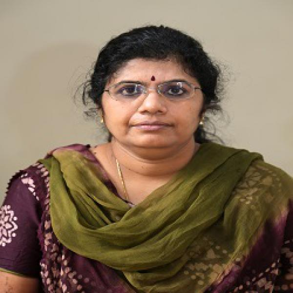 Ms. Sudha Nair, Asst. Admin Officer
