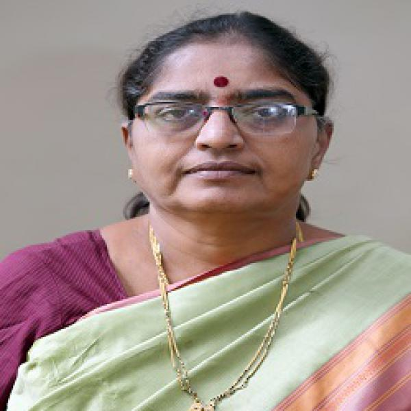 Ms. T. D. Pushpalatha, Assistant